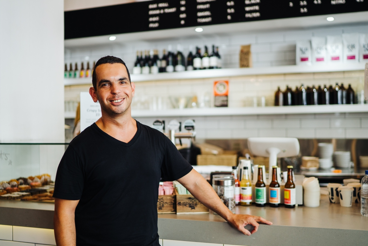 MEET THE BARISTA: FRANK MIRENZI FROM CHARLIE AND FRANK'S