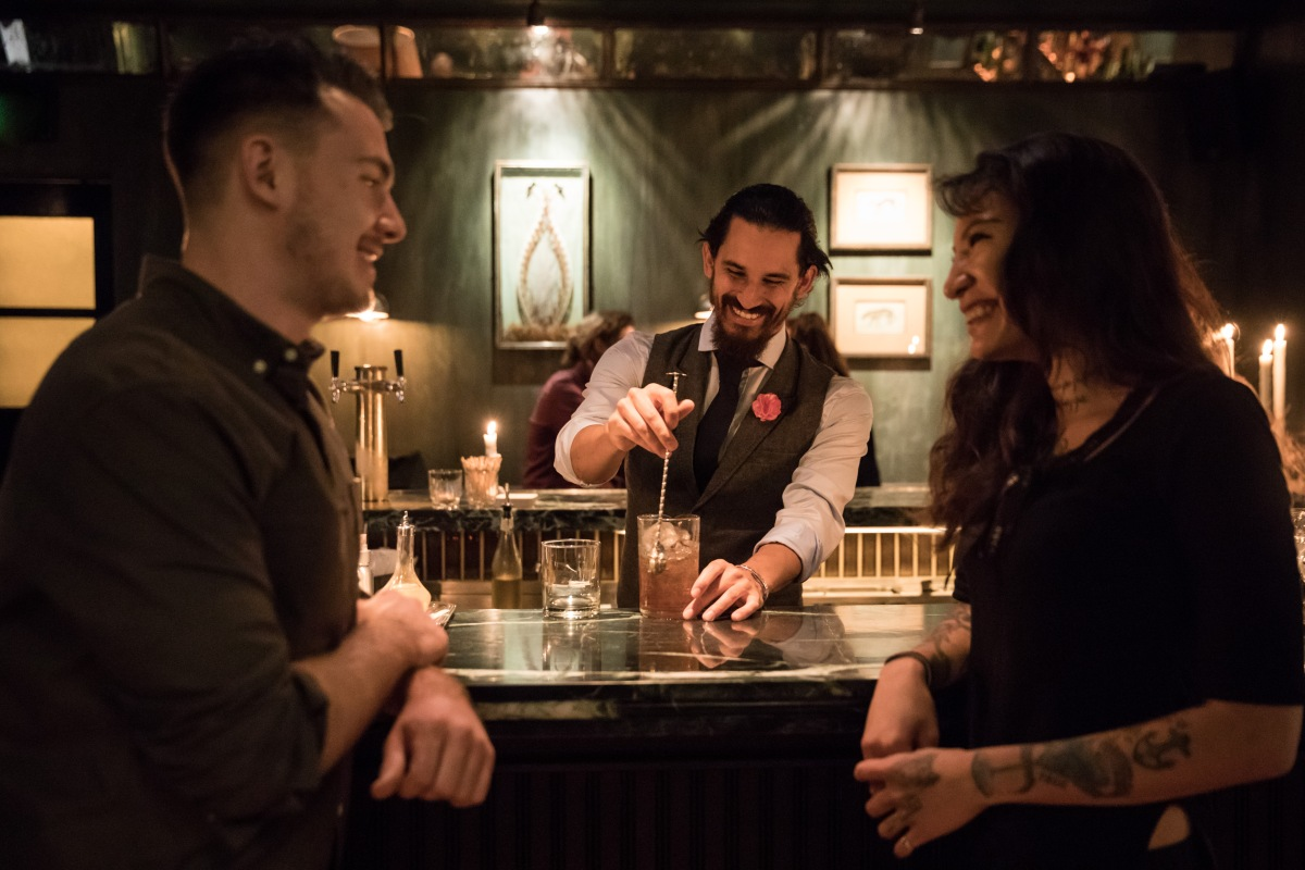 MEET 10 OF SYDNEY'S MOST CHARISMATIC BARTENDERS
