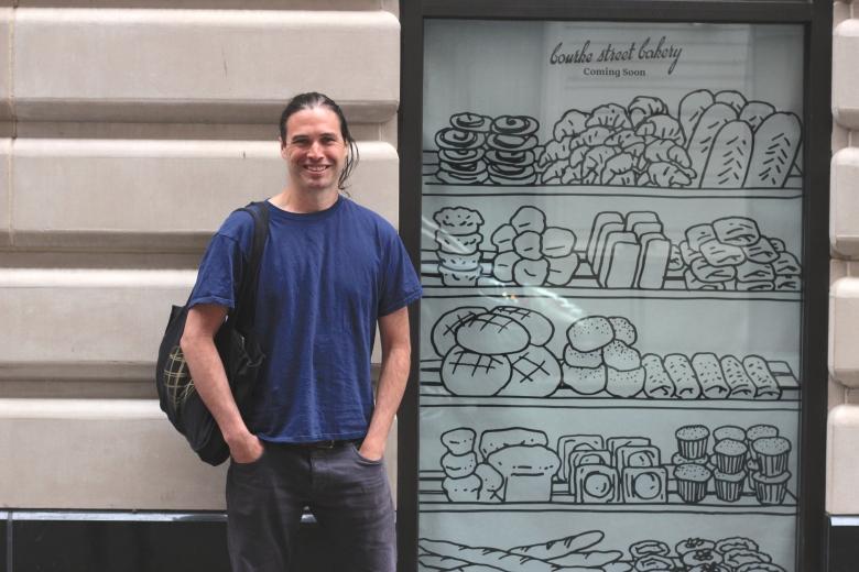 Paul Allam Bourke Street Bakery New York