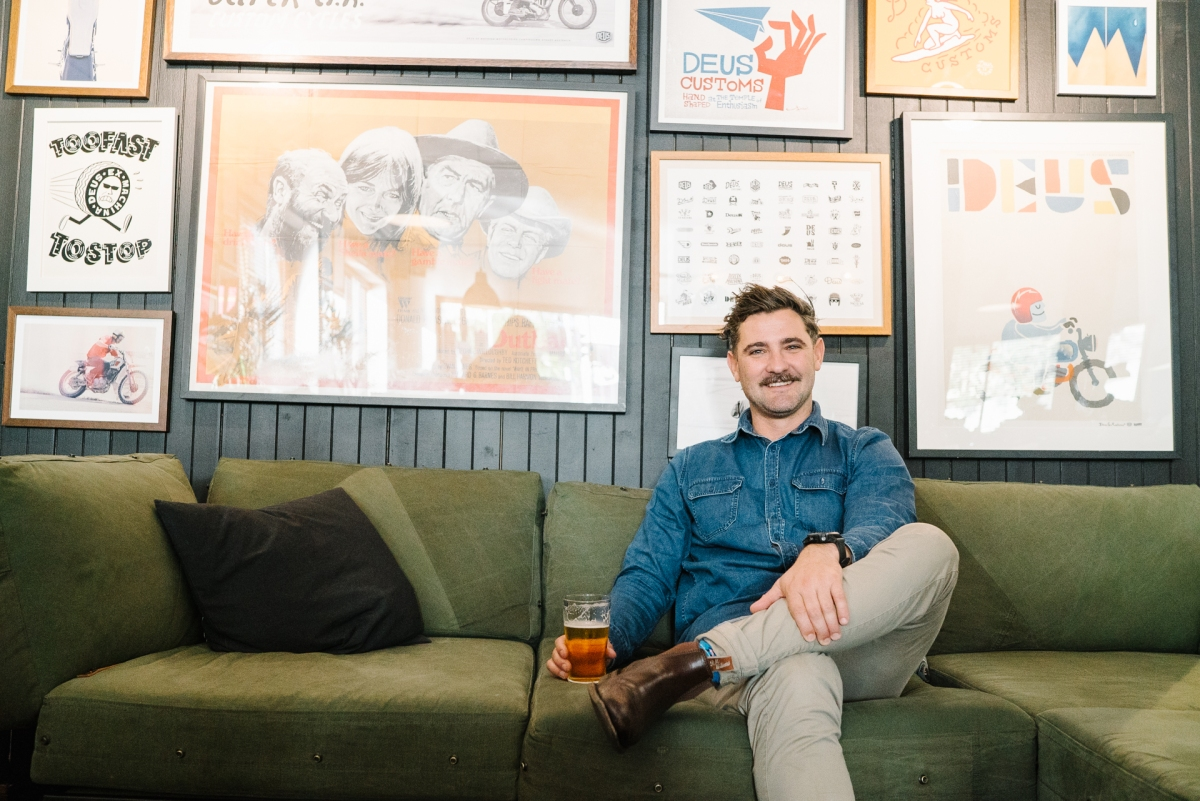 THIS BEER NERD IS HELPING BARS GET AHEAD IN A BIG WAY