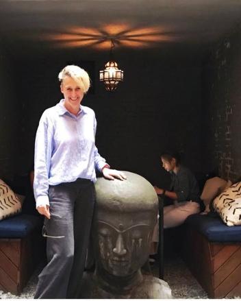 Tana Turnbull Hardwick at Habitas: Photo Supplied