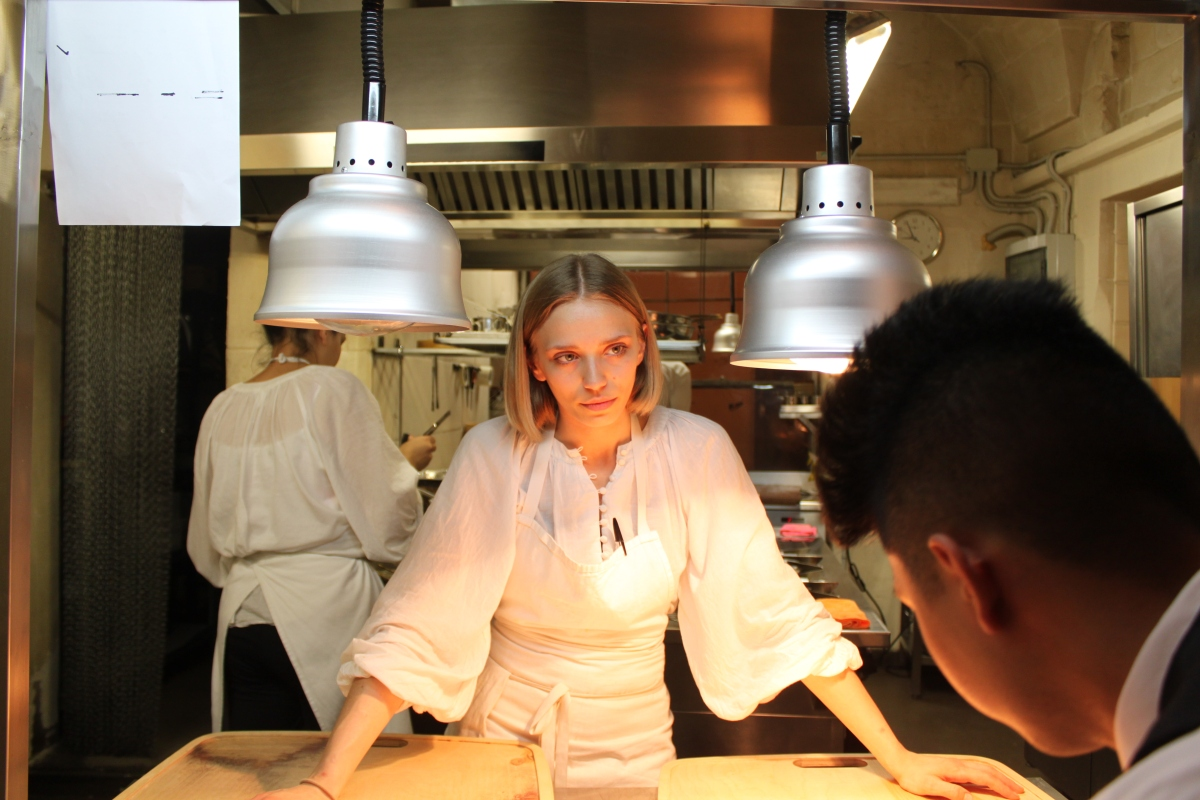MEET THE 22 YEAR OLD ITALIAN CHEF CRUSHING MILLENNIAL STEREOTYPES