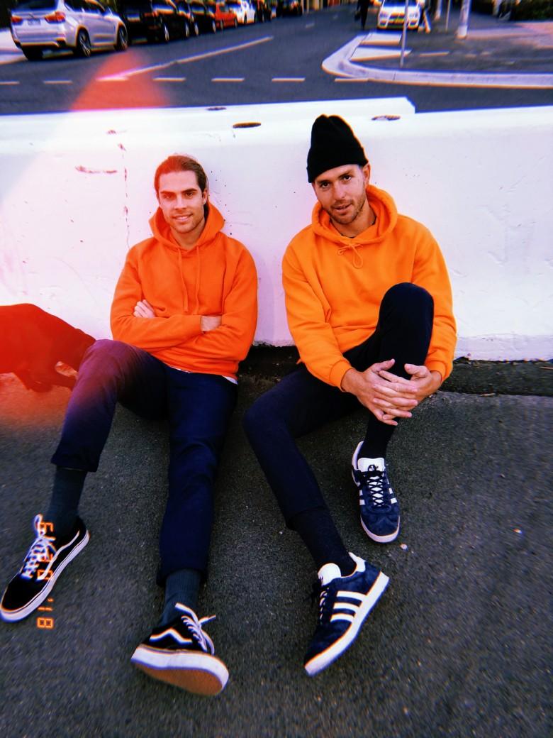 Jordan and Kurt